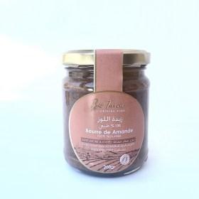 beurre amande tunisie