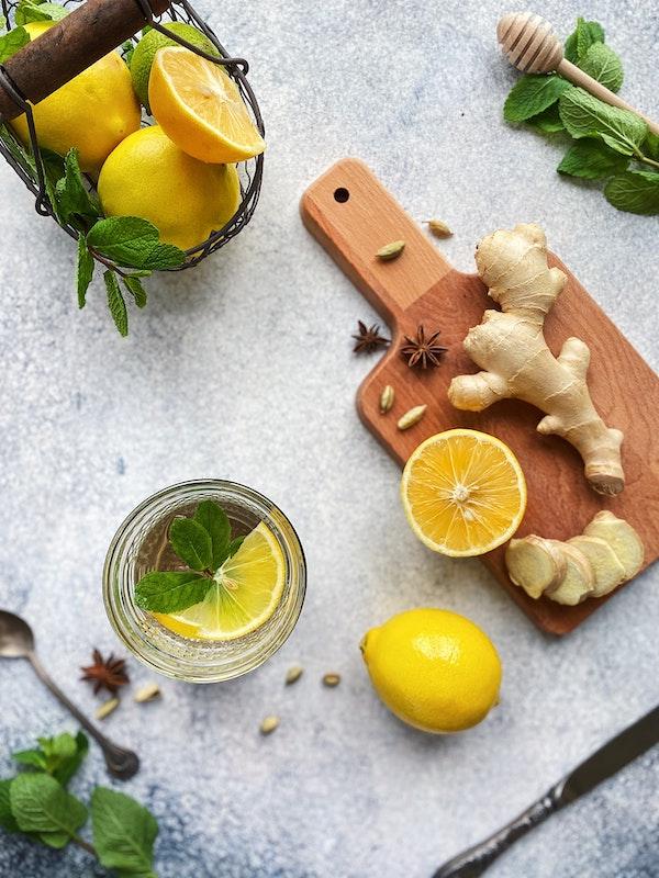 vitamin c jus