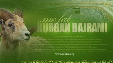 Photo of Me Fat Kurban Bajrami
