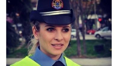 Photo of Ja si duket pa uniformë, policja më e bukur shqiptare! (Foto)