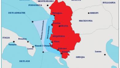 Photo of Zgjerimi i Greqisë bëhet 100% në kurriz të territorit shqiptar