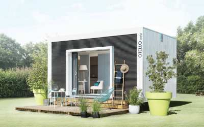 RIDOREV OTELLO SOLO – Mobil home neuf – 30 250€