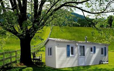Sun Roller 635 – Mobil home d'occasion – 3 900€