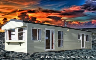 Cosalt Excellence – Mobil home d'occasion – 9 500€