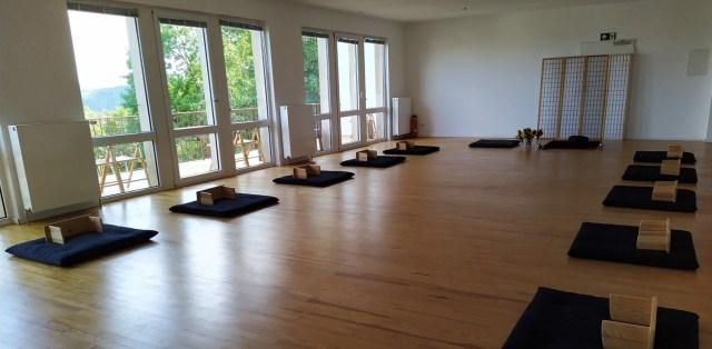 Sesshin Meditations-Wochenende
