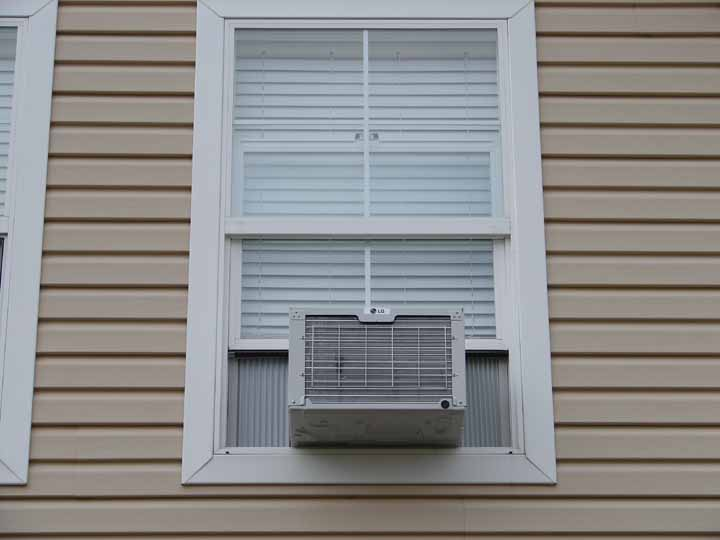 Air Conditioners And Winter: Are You Letting Cold Air In