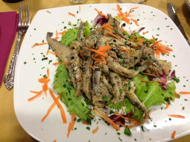Pesci in agliata, scabeccio o carpione ma da tradizione