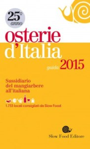 slow food guida osterie