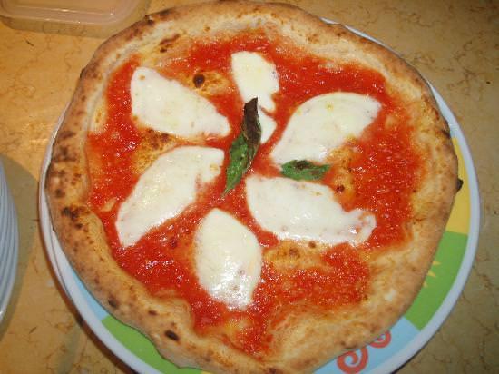 pizzerie e pizzaioli, La pizza perfetta.SETE DA PIZZA può capitare a causa di una lievitazione non perfettamente risucita.