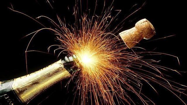 champagne, cosa si mangia a capodanno