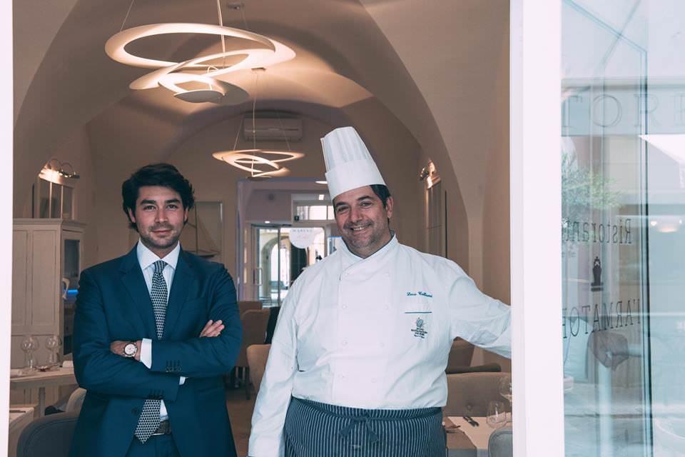 """Luca Collami, lo chef riparte da """"L'armatore""""  (L'intervista)"""