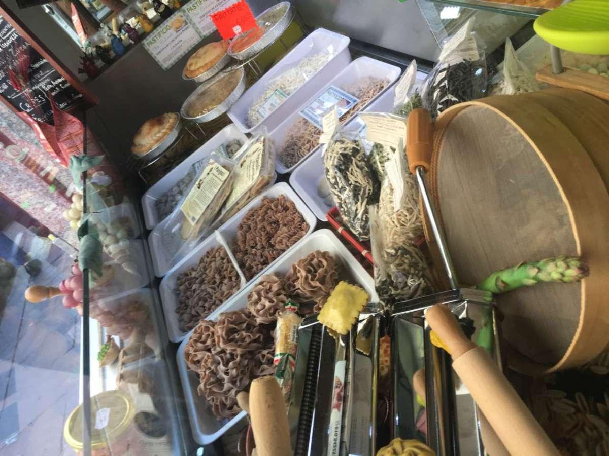 Pastificio via Colombo: gusto famigliare in salsa genovese