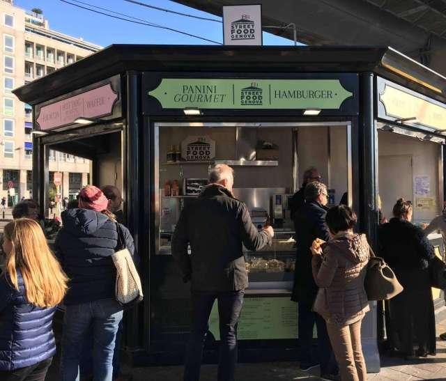 Street food Genova