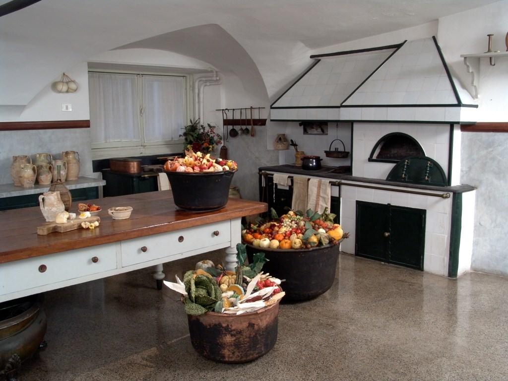 La cucina degli Spinola: entriamoci con Mauro Salucci