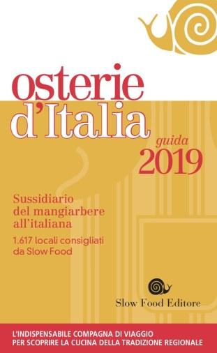 Osterie d'Italia 2019 Liguria