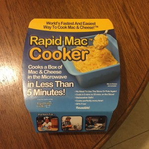 Rapid Mac Cooker