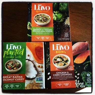 Luvo Frozen Meals 10