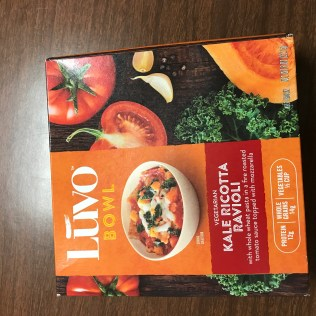 Luvo Frozen Meals 2