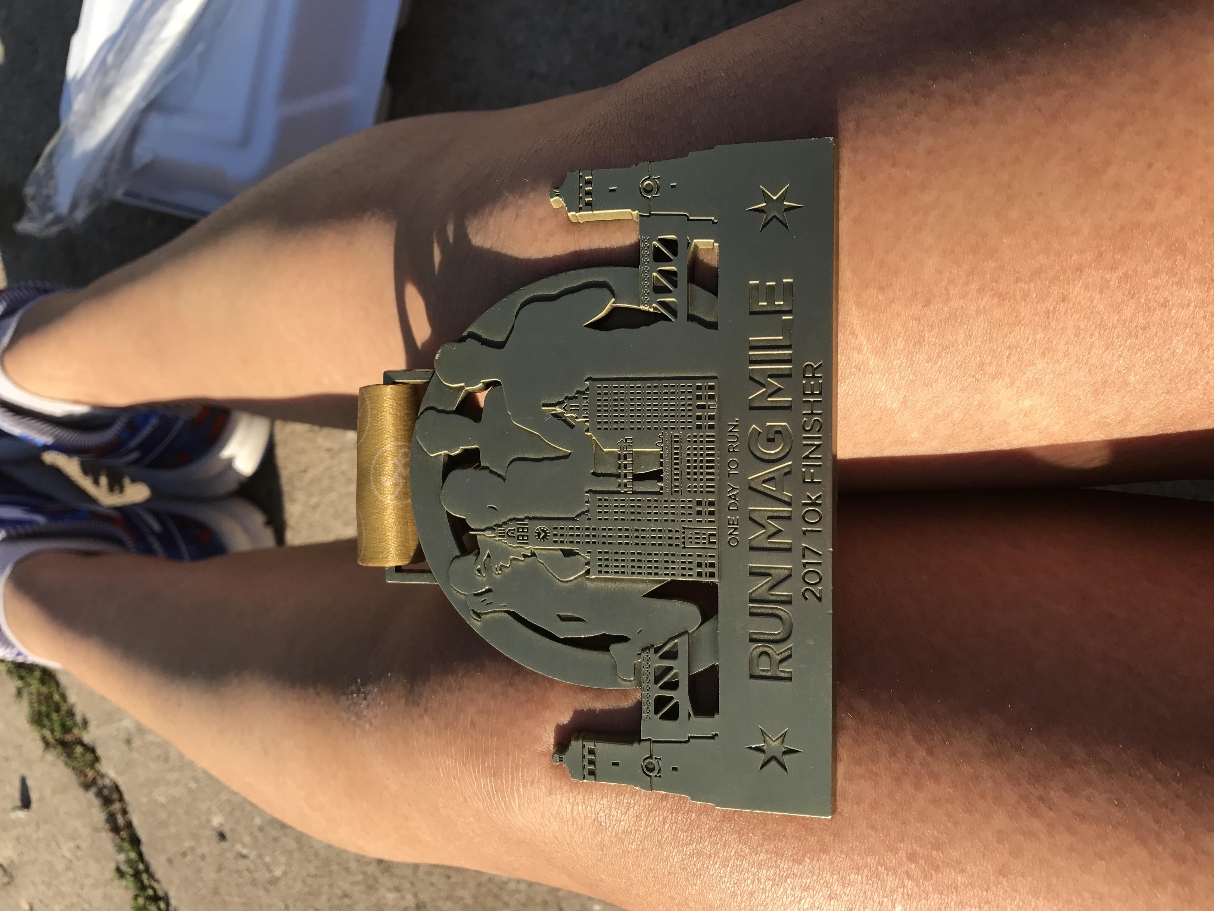 Run Mag Mile 14