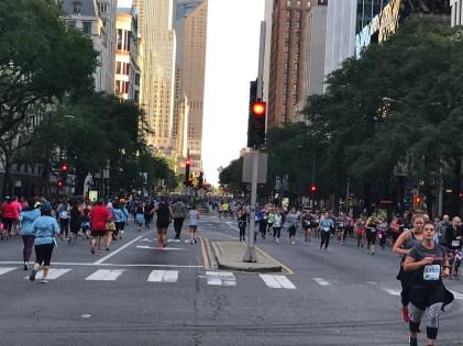 Run Mag Mile 7