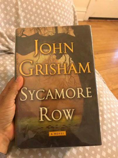 John Grishham-Sycamore Row.jpg
