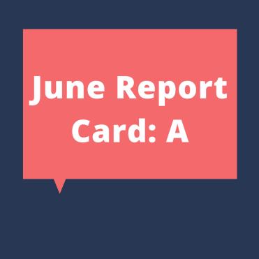 June 2018 Report Card
