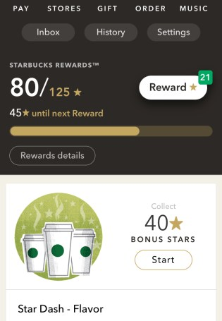 Starbucks Rewards-2