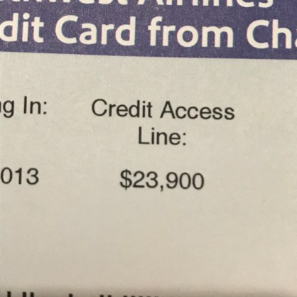 Credit Access Line-1