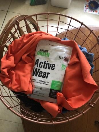 Rockin' Green Active Wear Soap-2