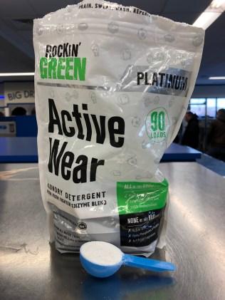 Rockin' Green Active Wear Detergent-1