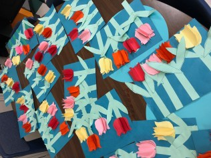 2nd Grade Art Projects-1