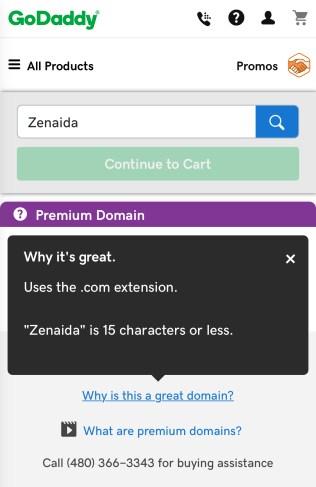 Zenaida Domain-2
