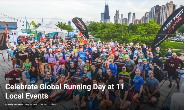Global Running Day-2