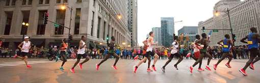 Chicago Marathon Training