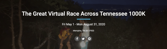 Great Virtual Race Across Tennessee-1