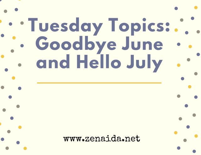 Tuesday Topics-50