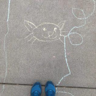 Cat drawing-2