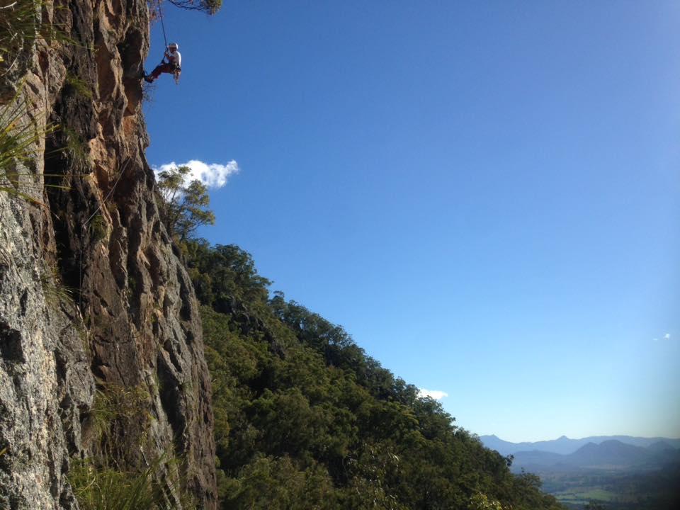 Crag Profile: Paparazzi Cliff