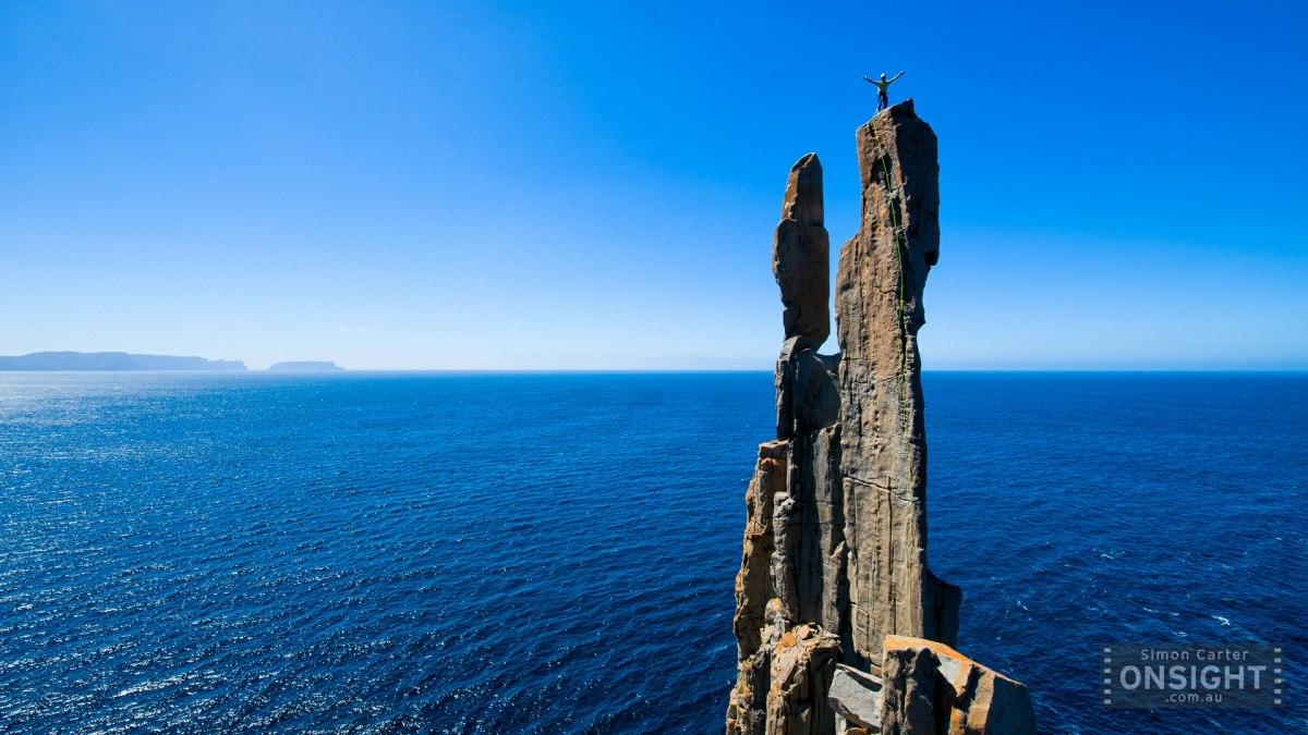 50 Classic Climbs of Australia - Pole Dancer