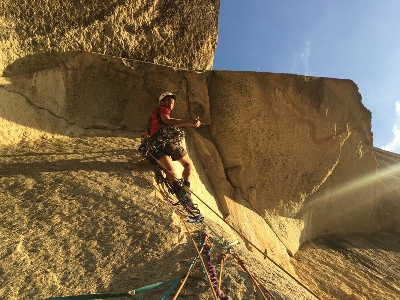 50 Classic Climbs of Australia - Ozymandias