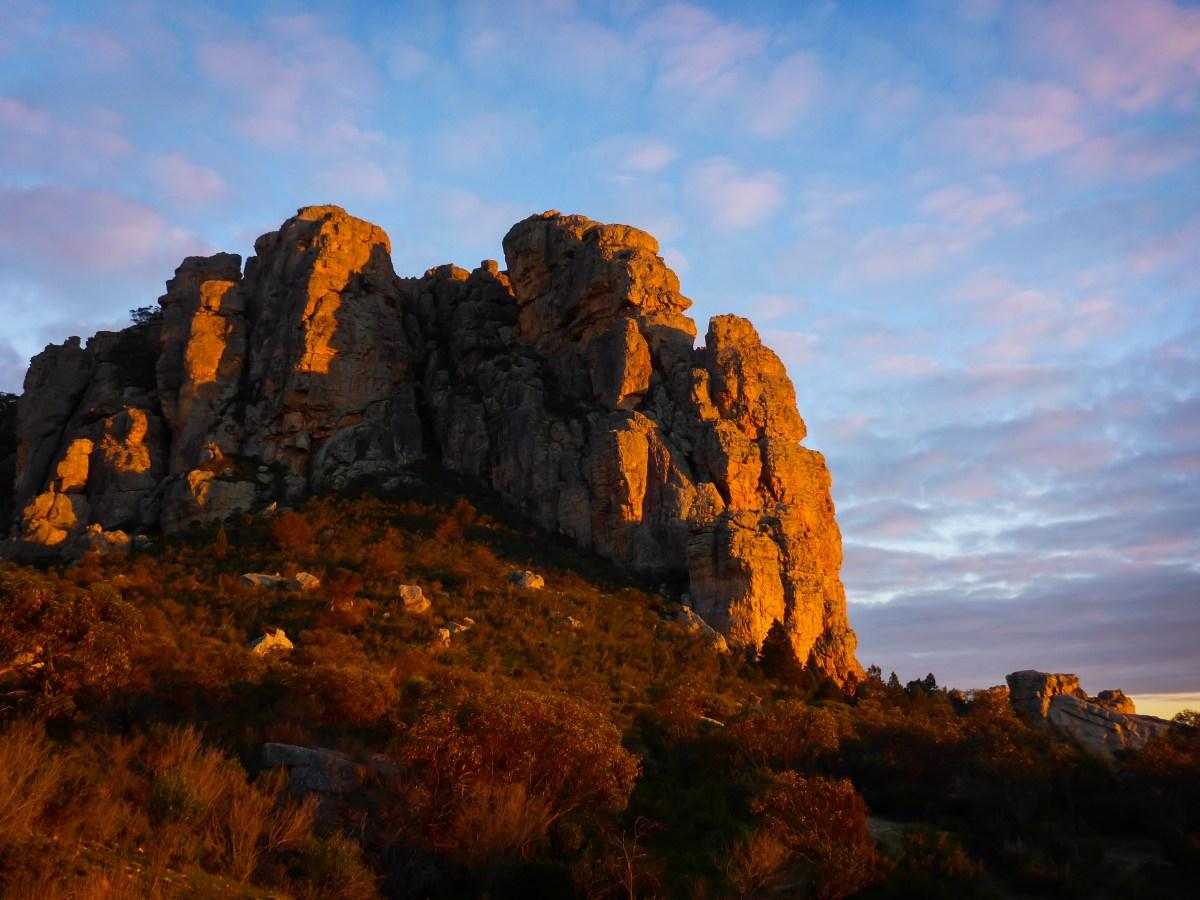 50 Classic Climbs of Australia - Eurydice