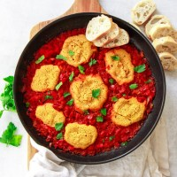 Mouth-Watering Vegan Shakshuka