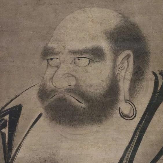 Daruma Bodhidharma