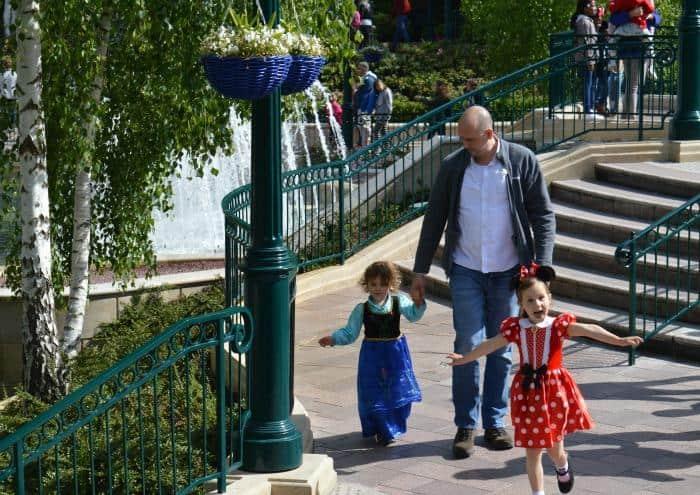 family-at-Disneyland-Paris Our Disneyland Paris 25th Anniversary Adventure