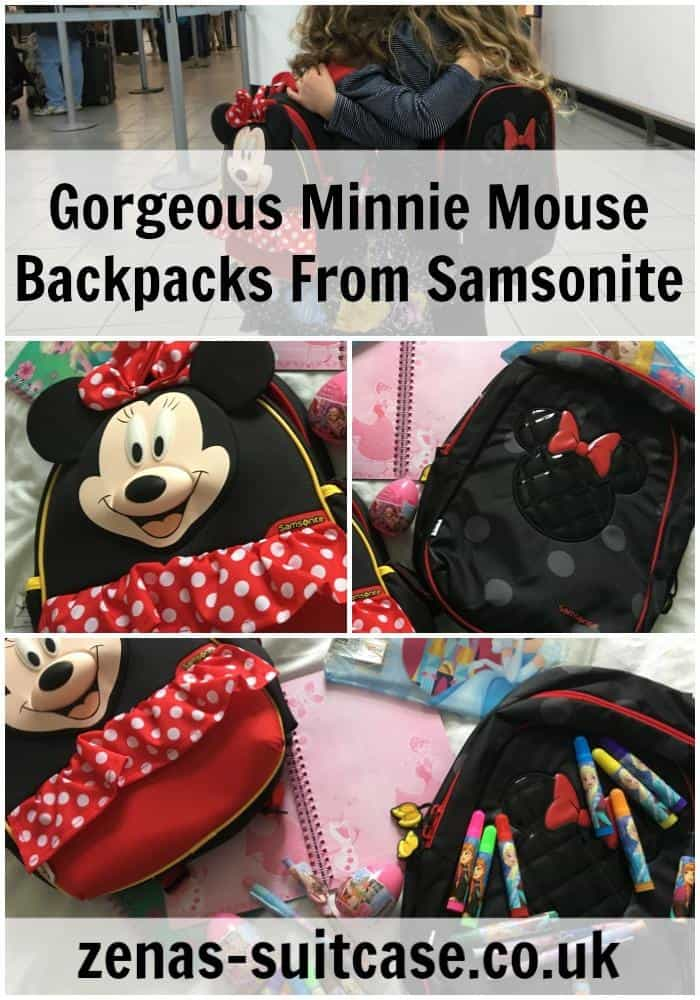 Gorgeous-Minnie-Mouse-Backpacks-From-Samsonite Gorgeous Minnie Mouse Backpacks From Samsonite