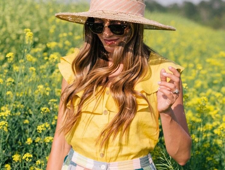 Žuti odjevni komadi odličan su izbor za ljetne vrućine