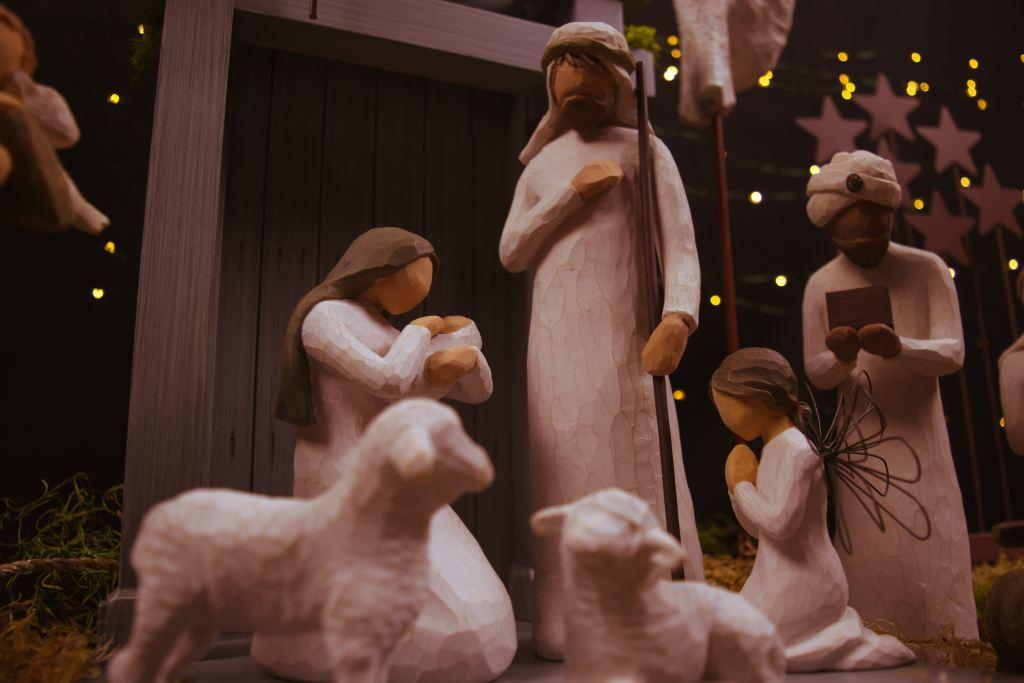 Marija i dijete isus, Pastiri i Anđeli, sveta obitelj -