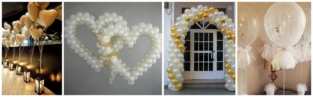 svadba, baloni, vjenčanje