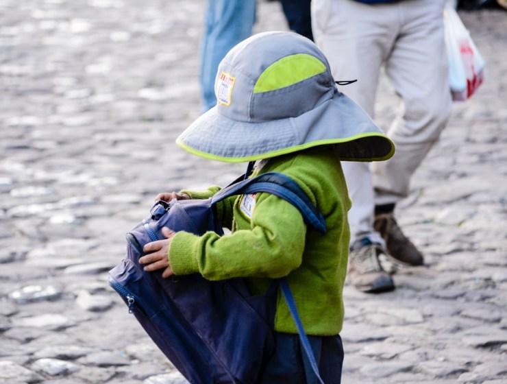 školsku torbu