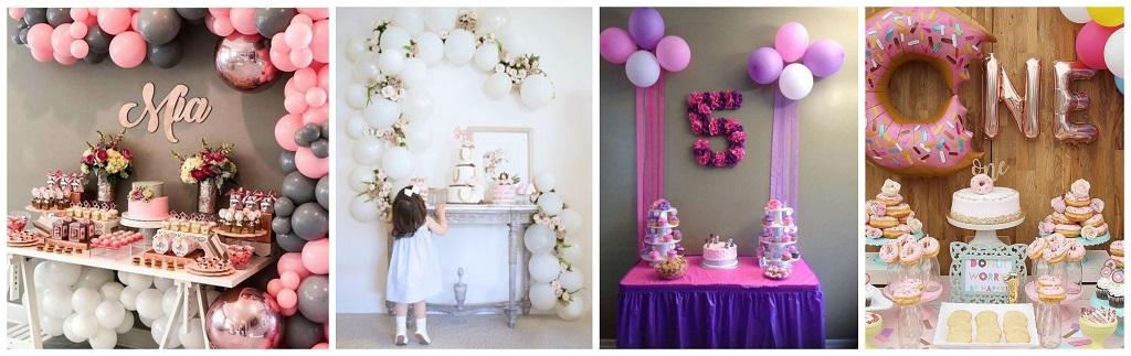 slatki stol za dječje rođendane